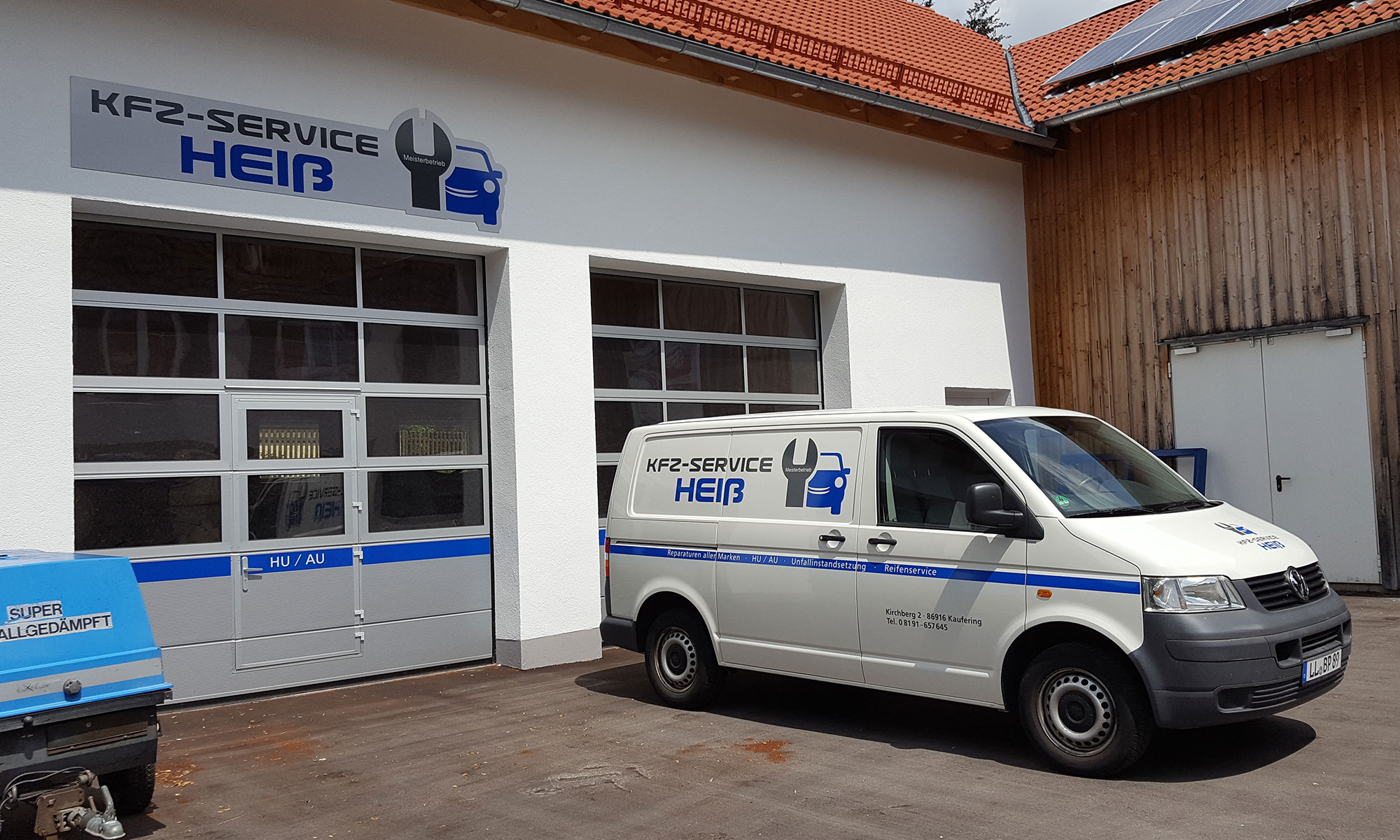 KFZ Service Heiß